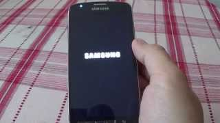 Samsung Galaxy S4 Active I9295 hard reset