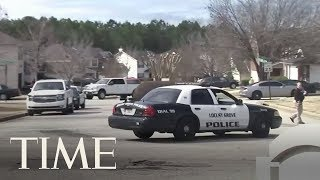 Officer And Suspect Dead, Deputies Wounded In Shooting Near Atlanta | TIME