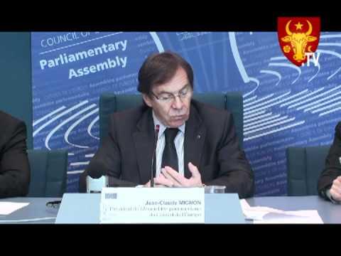 Presedintele APCE – Despre vizita oficiala in Moldova