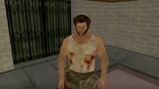 GTA San Andreas Wolverine Peds