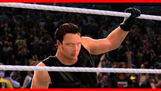 Dean Ambrose WWE 2K14 Entrance And Finisher (Official