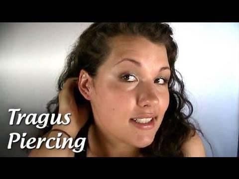 Tragus Piercing ::: meine Erfahrungen