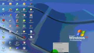 Como Girar A Barra De Tarefa Do Windows XP