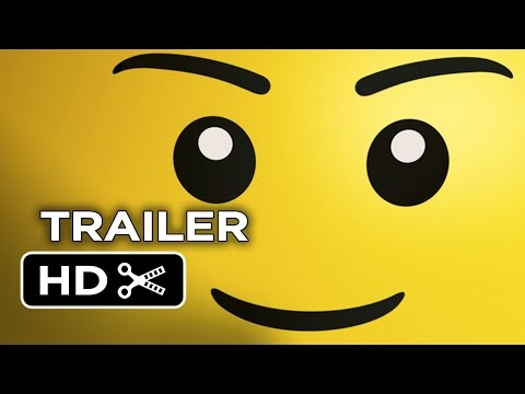 A LEGO Brickumentary Official Trailer #1 (2015) - Lego Documentary HD