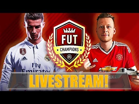 FIFA 18: Livestream Weekend League Stream FUT Champions Ultimate Team / Let's Play PS4