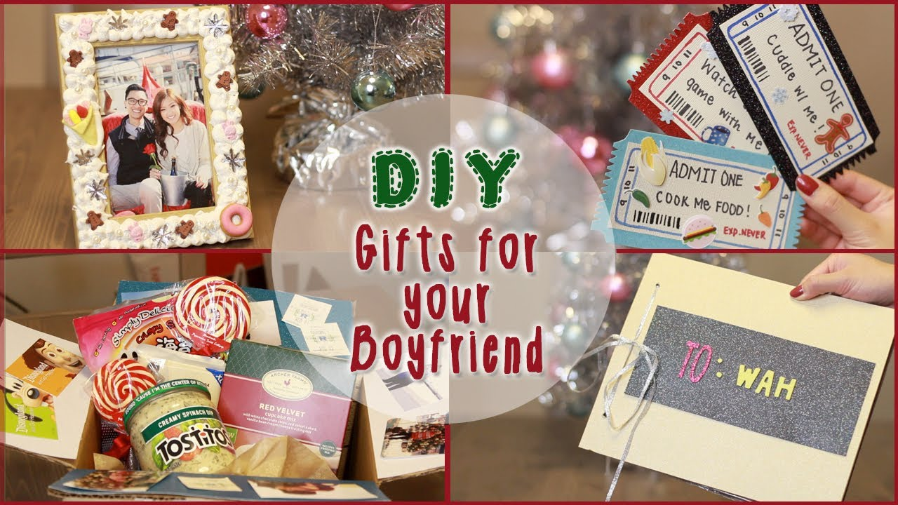 Gift ideas for boyfriend christmas gift ideas for for First gift for boyfriend birthday
