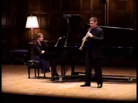 Doug O'Connor performs Bruno Mantovani: L'incandescence de la Bruine