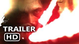 Star Wars 8 THE LAST JEDI Official TRAILER (2017) Daisy Ridley, Disney Movie HD