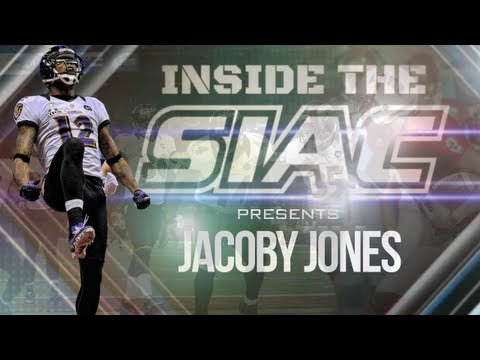 2013 Inside The SIAC: Jacoby Jones