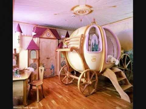Hermosas recamaras de ni os youtube - Fotos de los cuartos mas bonitos del mundo ...