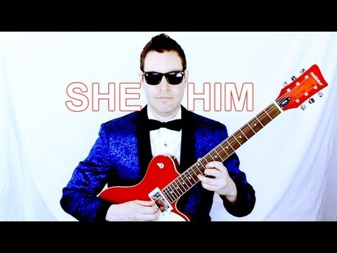 I COULD HAVE BEEN YOUR GIRL (boy) She & Him cover
