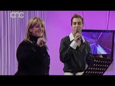 Ina Robinich & Dominic Cini - Whistle Blower (Duets - Malta Hit 2010)