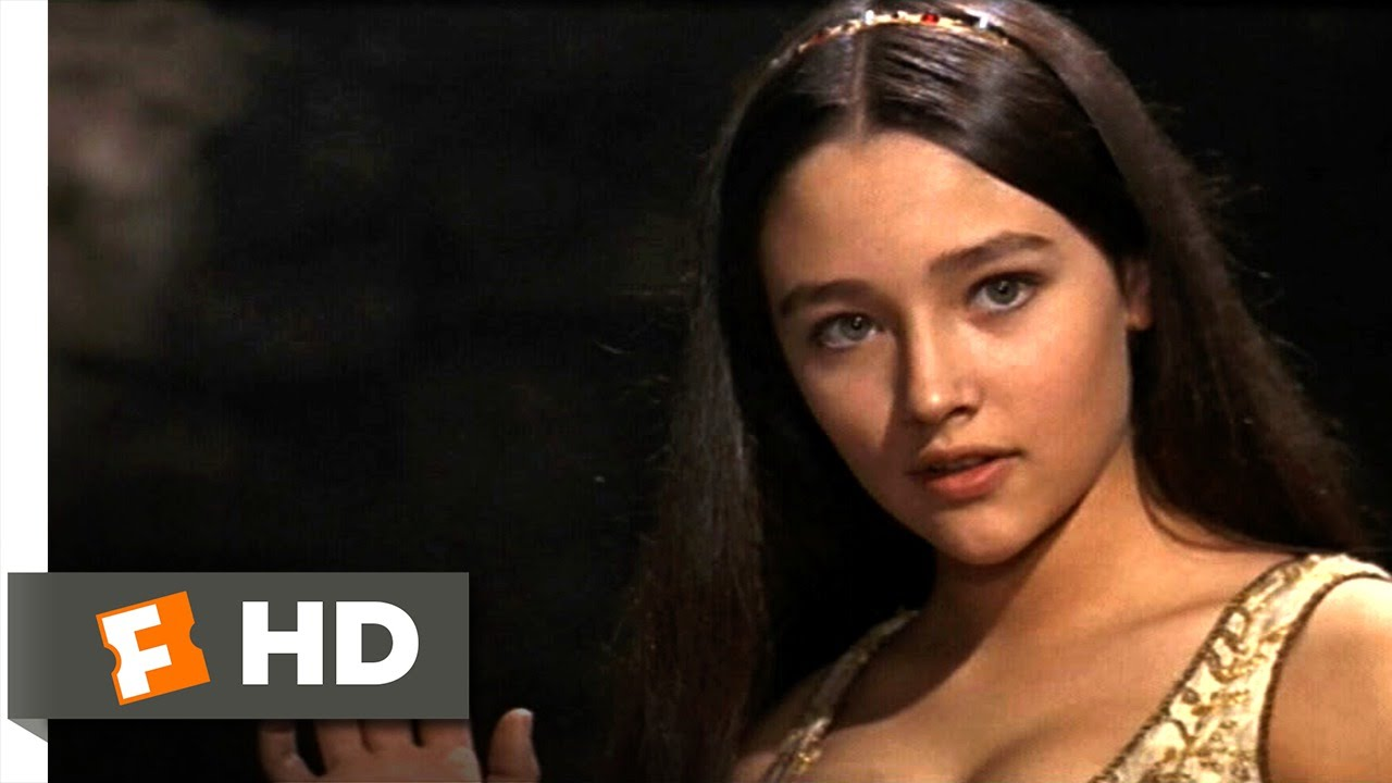Romeo and Juliet (4/9) Movie CLIP - Love's Faithful Vow ...