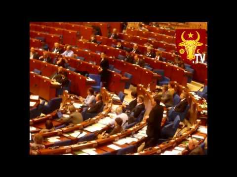 Discursul primarului general  Dorin Chirtoacă la CoE