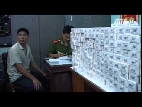 VTC14_Việt Nam là nước tiêu thụ thuốc lá lậu lớn thứ 2 Châu Á