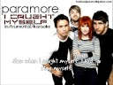 PARAMORE - I CAUGHT MYSELF instrumental/karaoke [HQ] + Download Link