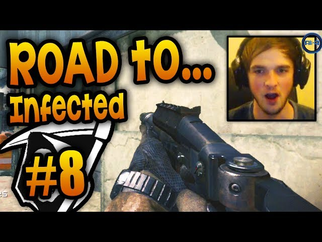 """THE GREAT WALL!"" - Road To - KEM Infected #8 LIVE w/ Ali-A! - (Call of Duty: Ghost Gameplay)"