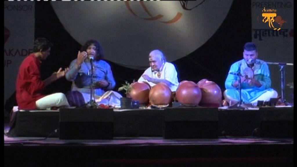 Grammy Award Winner VIKKU VINAYAKRAM @ DUMRU 12