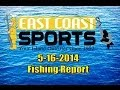 Topsail Fishing Report 5-16-2014