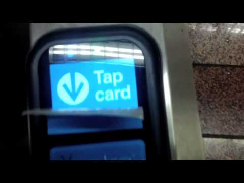 Thumbnail image for 'Signs of Ventra CTA fare readers proliferating as launch nears'