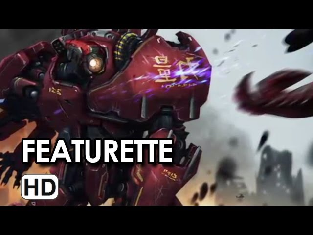 Pacific Rim Featurette Jaegers Mech Warriors