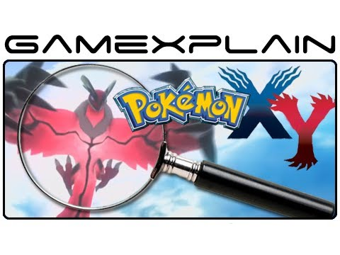Pokemon X & Pokemon Y - Gameplay Analysis (Secrets & Hidden Details)
