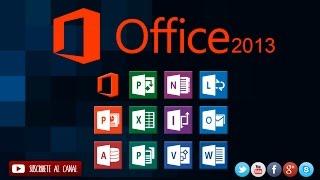 Office Professional Plus 2013 De 32 Y 64 Bits Para Windows