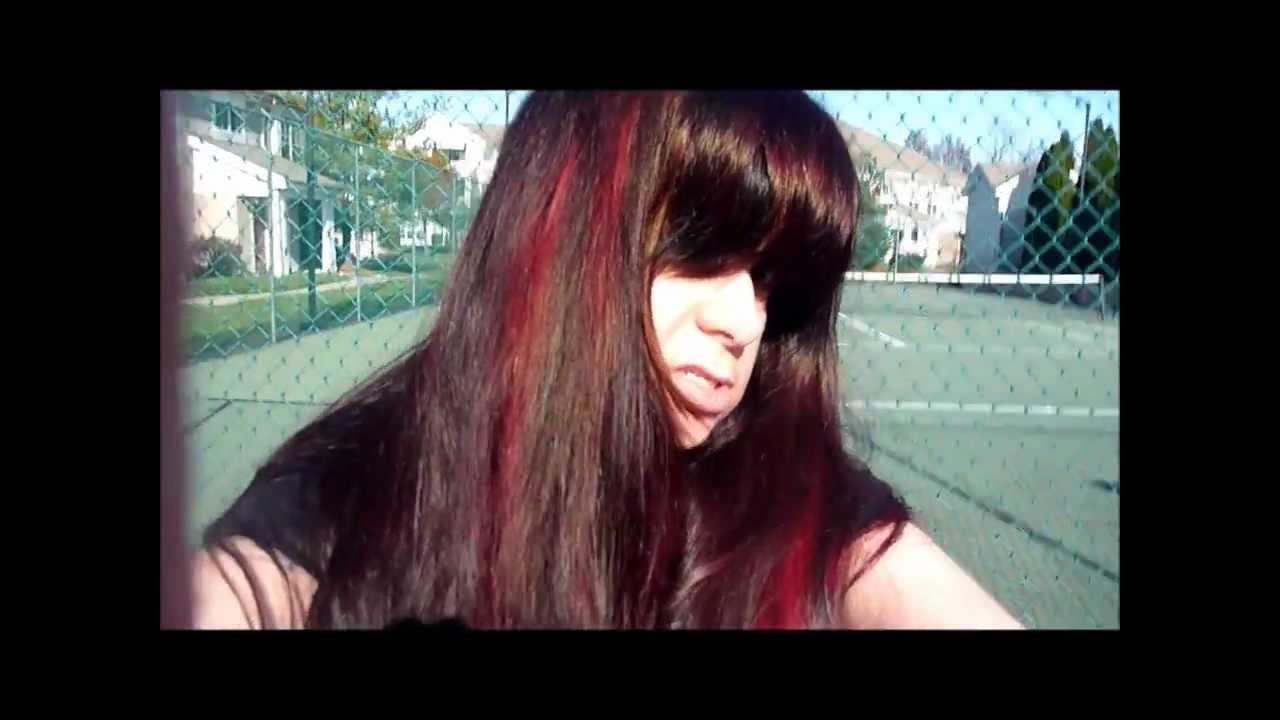 Displaying 19> Images For - Cherry Cola Hair Color Tumblr...