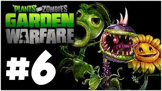 Plants vs. Zombies Garden Warfare - CHAMPIONS!! Co-Op - PART 6 (Xbox One)
