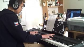 Huan Tran's piano interpretation : playing Estranged of Guns N Roses (or version 2) view on youtube.com tube online.