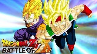 Dragon Ball Z Battle Of Z Super Saiyan Bardock & Super