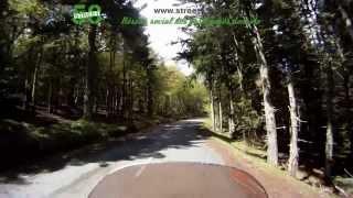 Roadbook moto Loire : Le Mont Pilat
