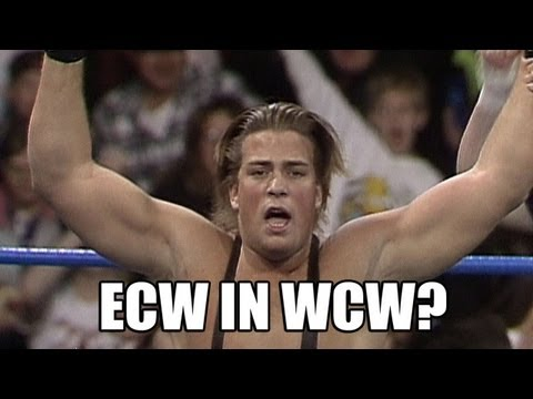 Rob Van Dam vs. Raven: WCW Worldwide, February 13, 1993 (Full-Length Match)