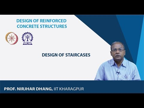 Lec-26 Design of Staircases - YouTube