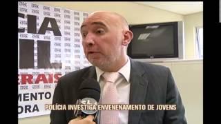 Pol�cia investiga suspeita de envenenamento de g�meos de Juiz de Fora