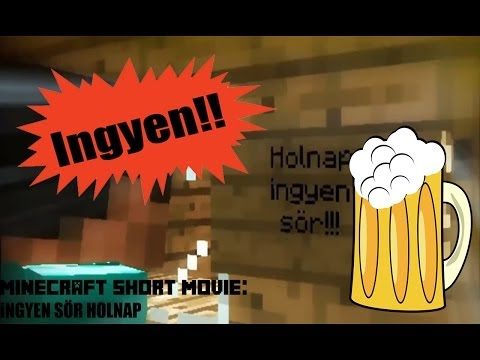 Minecraft Short Movie: Ingyen sr holnap