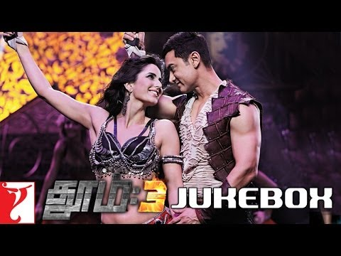 DHOOM:3 - TAMIL - Audio JukeBox