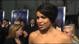Bobbi Kristina Brown Sparkles at La Premiere