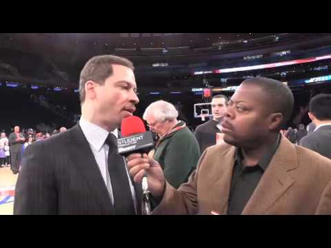 Chris Broussard Talks New York Knicks, Brooklyn Nets, Dr. King and More