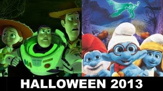 Toy Story Of Terror On ABC Vs The Legend Of Smurfy Hollow