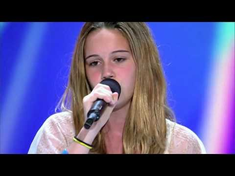 Bea Miller - Audition - The X Factor USA 2012