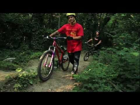Yannik Granieri Freeride Session