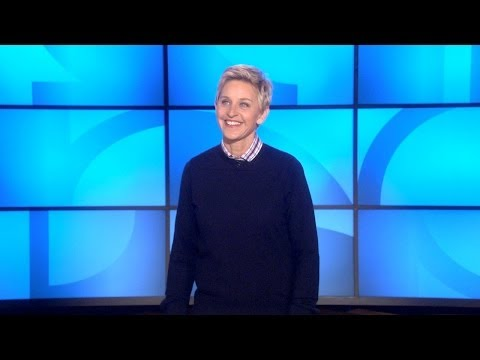 Ellen's Post-Oscar Monologue