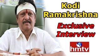 Director Kodi Ramakrishna Exclusive Interview