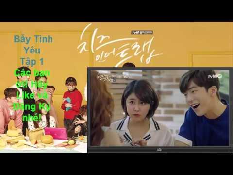 Phim Han Quoc - Bay tinh yeu - tap 1