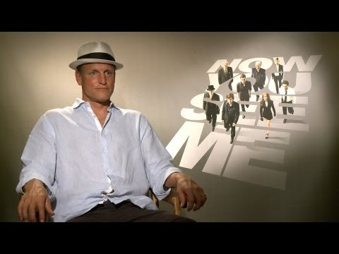 'Now You See Me' Woody Harrelson Interview