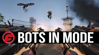Call Of Duty Advanced Warfare BOTS MODE Included Combat