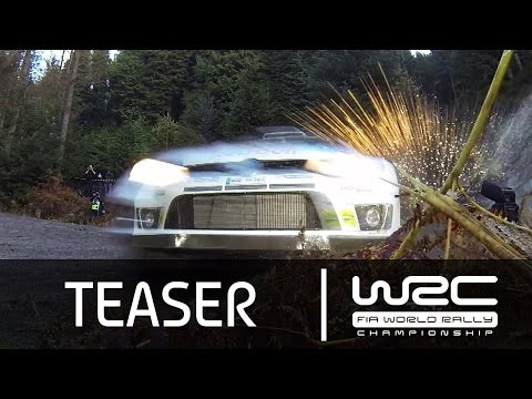 WRC - Wales Rally GB 2015: Teaser