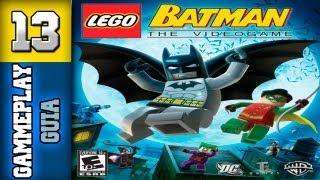 """LEGO Batman 1 Guía Español Parte 13 """"Misión 13: El"""