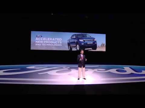 One Ford Plan - Alan Mulally Intro - Ford President & CEO